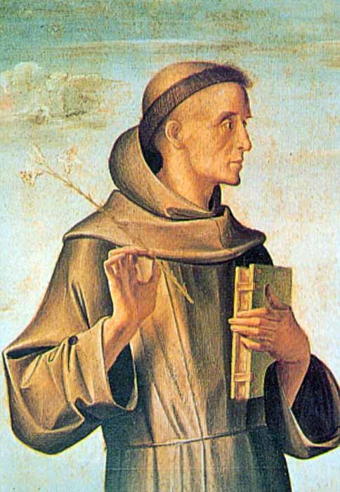 svećenik franjevac, čudotvorac, Evanđeoski naučitelj